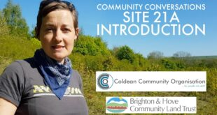 Coldean Community Conversations Film 1: Project Introduction