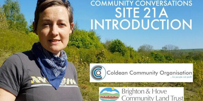 Coldean Community Conversations Film 1: Project Introduction