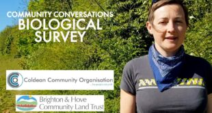 Coldean Community Conversations Film 2:  Biology Survey