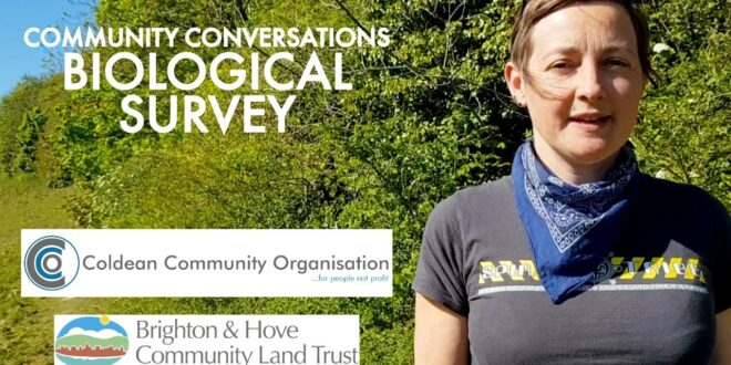 Coldean Community Conversations Film 2:  Biology Survey