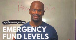 *EMERGENCY FUND LEVELS