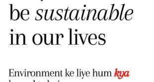 Environment ke liye #humkyakarsaktehain  What can we do for the environment?  Le...