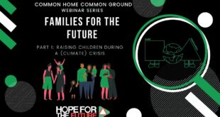 Families for the Future Webinar: Raising children during a (Climate) Crisis
