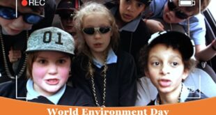 Irish School Kids Rap About the Climate Crisis | World Environment Day 2020