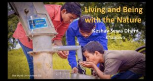 Living and Being With Nature | Keshav Dham (Khandwa) | Hindi