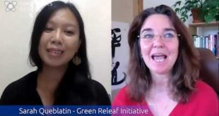 Sarah Queblatin, Green Releaf Initiative - Communities on Edge 03