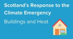 Scotland's Response to the Climate Emergency: Buildings and Heat