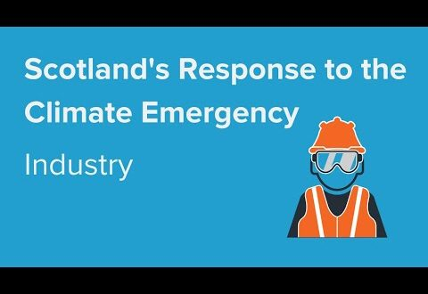 Scotland's Response to the Climate Emergency: Industry