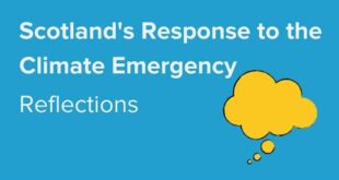 Scotland's Response to the Climate Emergency: Reflections