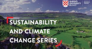 Sustainability and Climate Change in NI Seminar (Professor John Barry)