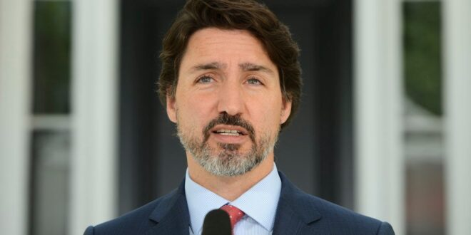 Trudeau announces CERB payments to be extended for 2 more months